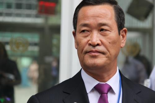 朝鲜常驻联合国代表将开记者会就美国扣船表态