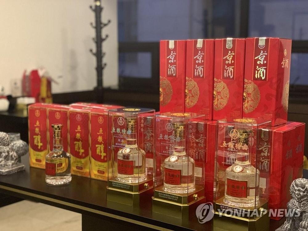 五粮液品鉴晚宴飘香首尔