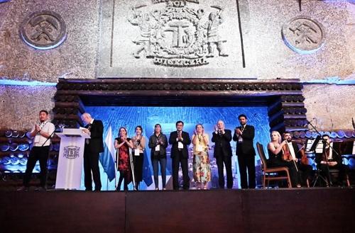 韩庆州再次当选世界遗产城市组织理事城市