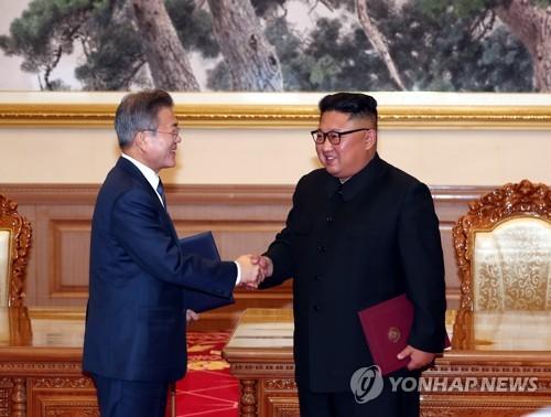 韩青瓦台:为推进首脑会谈不断尝试与朝接触