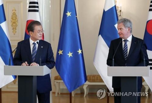 文在寅:相信朝鲜与韩美不日重启对话