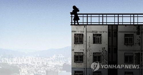韩国2017年自杀率同比降5.1%