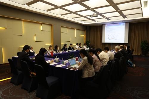 韩中第十次无线电管理局长会议在深圳举行