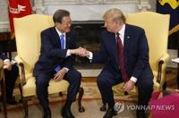 韩青瓦台:韩美首脑就无核化谈判速度不存异议
