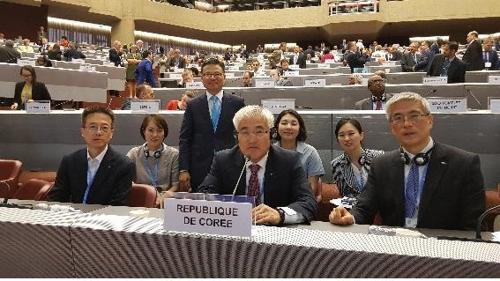 韩国气象厅长当选世界气象组织执行理事