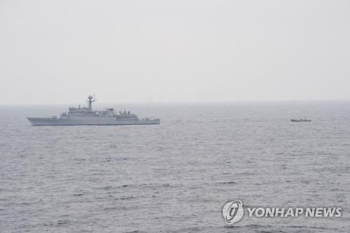 韩军发表海防漏洞调查结果