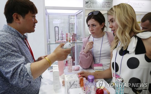 2018年韩国卫生产业出口额同比增19%