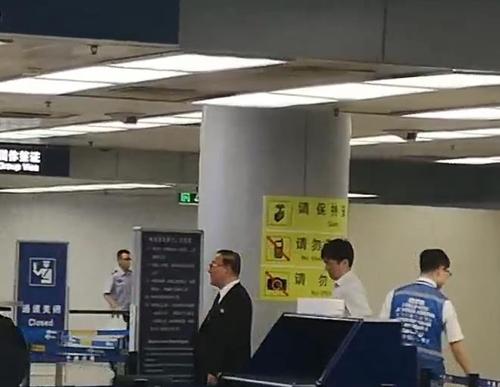 朝鲜驻华大使返朝筹备金习会