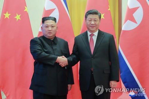 【新闻聚焦】韩朝中美首脑将密集会谈 半岛局势何去何从
