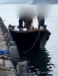 韩联参:越界南下朝鲜船员中2人投韩意愿强烈