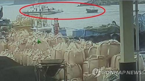 韩统一部:全面检查朝船越界应对指南