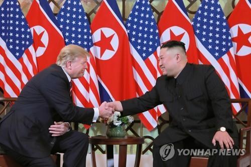 详讯:特朗普希望访韩时能与金正恩见面