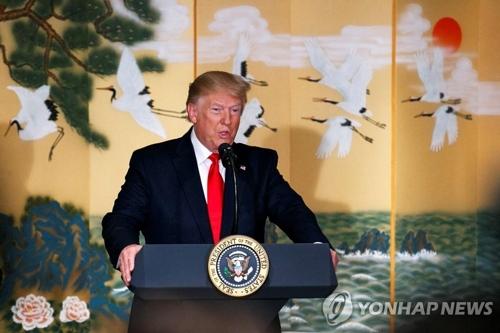 特朗普会见韩企掌门呼吁继续对美投资