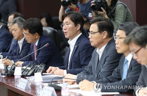 简讯:韩拟就日本限制对韩出口诉诸世贸组织