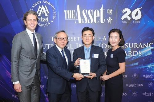 韩证券登记结算机构获港媒《财资》3A亚洲奖