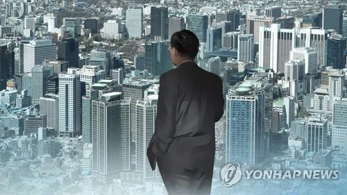 调查:韩国三成上班族上半年成功跳槽