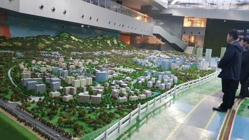 中国代表团访韩考察智慧城市技术发展情况