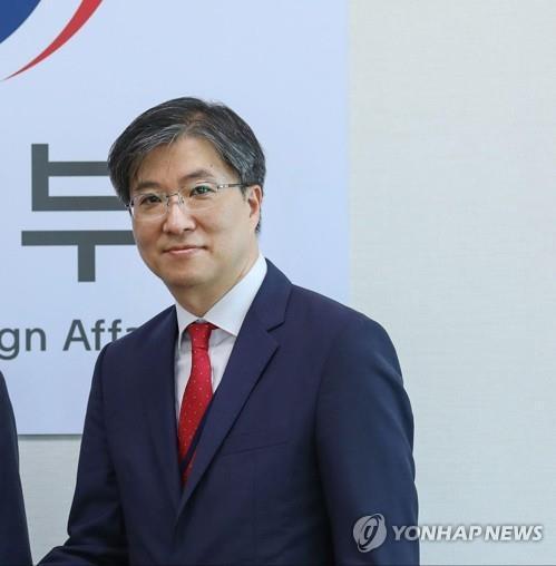 韩外交部高官将访美 或讨论日本经济报复