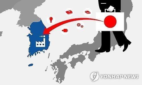 调查:韩34家上市公司日资持股率逾5% - 1