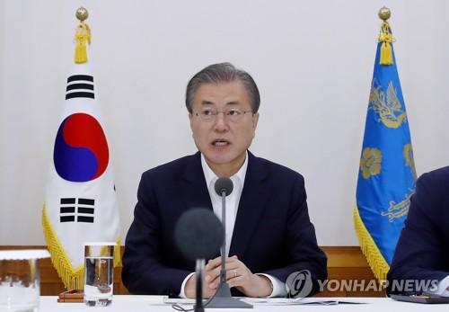 详讯:文在寅呼吁日本响应韩国寻求外交解法