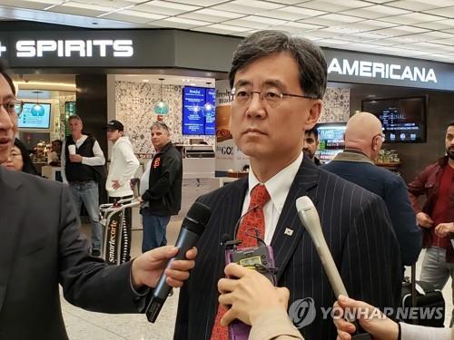 韩青瓦台:国安部门高官访美寻求日本限贸解法
