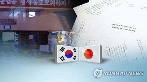 韩日军情保护协定或自动续期