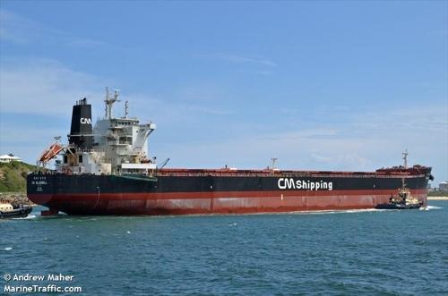 一韩籍货船遭海盗袭击 两名船员受伤