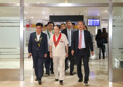 朝鲜亚太委副委员长抵菲出席韩方主办国际会议