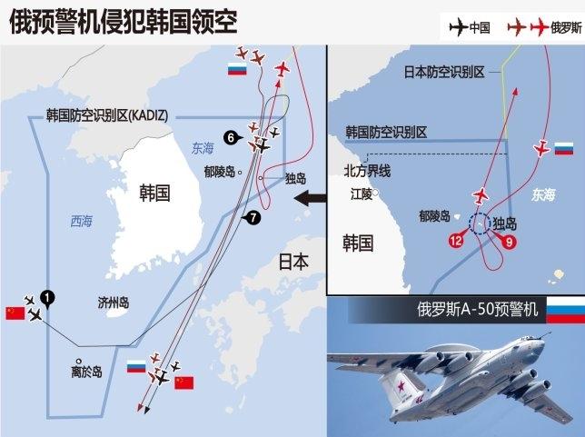 简讯:韩国将严厉应对日本主张独岛主权