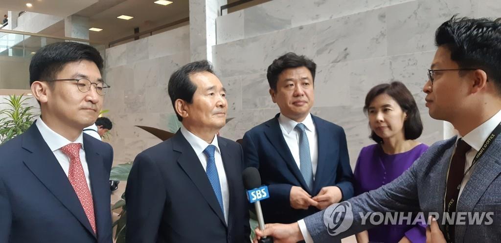 韩国国会代表团:美对调解韩日矛盾态度消极