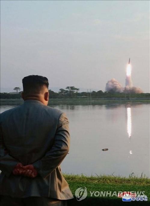 韩联参:朝昨射新型导弹 其特征与俄制相似
