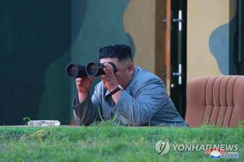 韩日交换朝鲜导弹航迹情报