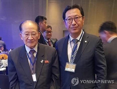韩执政党邀金与正出席金大中十周年祭尚无答复