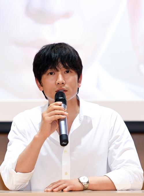 池晟 韩联社/SBS供图(图片严禁转载复制)