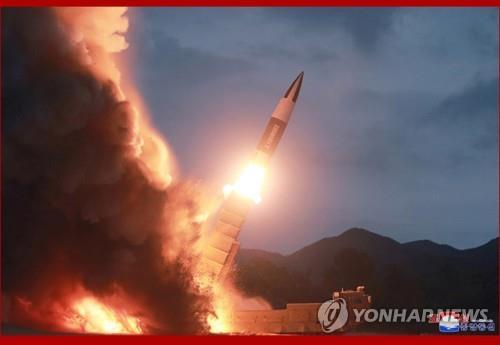 朝鲜或开发新型地对地战术导弹