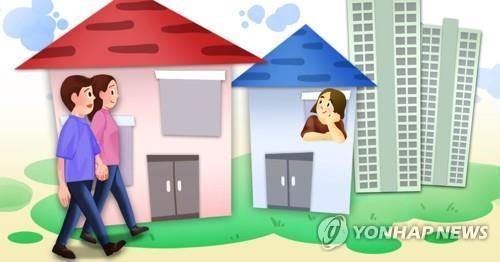 调查:韩国上班族人均贷款20多万