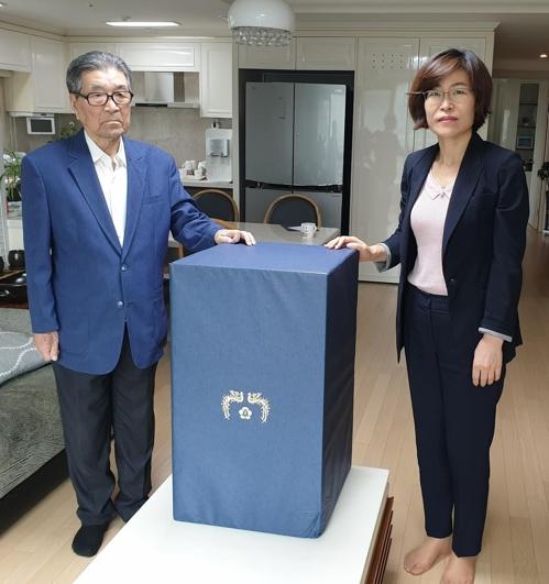专访抗日老英雄吴相根:亡国之痛不能忘