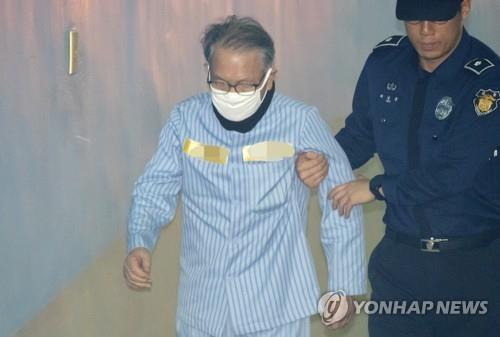 朴槿惠政府幕僚长沉船案一审判罪缓刑两年