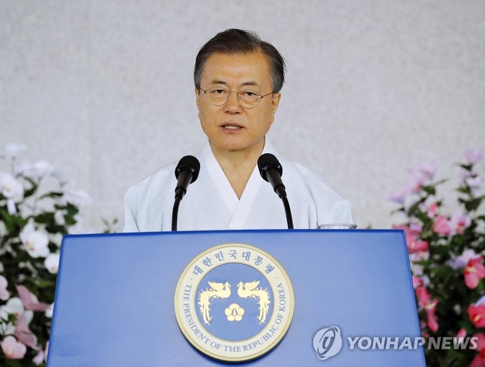 朝鲜谴责文在寅讲话 称不再与韩面对面对话