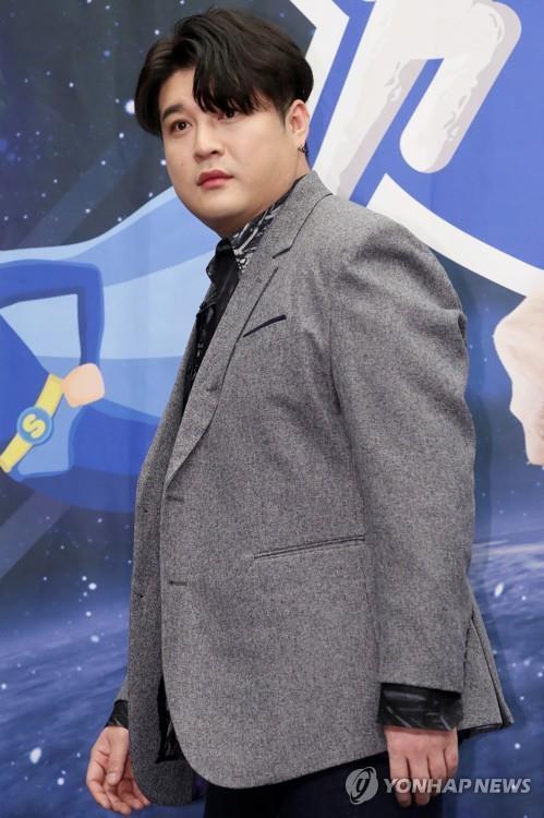 资料图片:Super Junior神童 韩联社