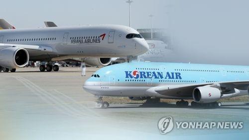 大韩和韩亚航空将叫停3条国内货运航线