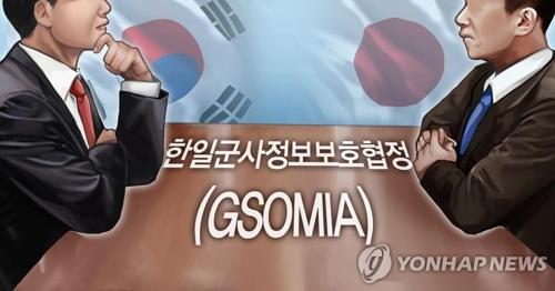 简讯:韩政府决定作废《韩日军事情报保护协定》