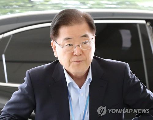 资料图片:郑义溶 韩联社