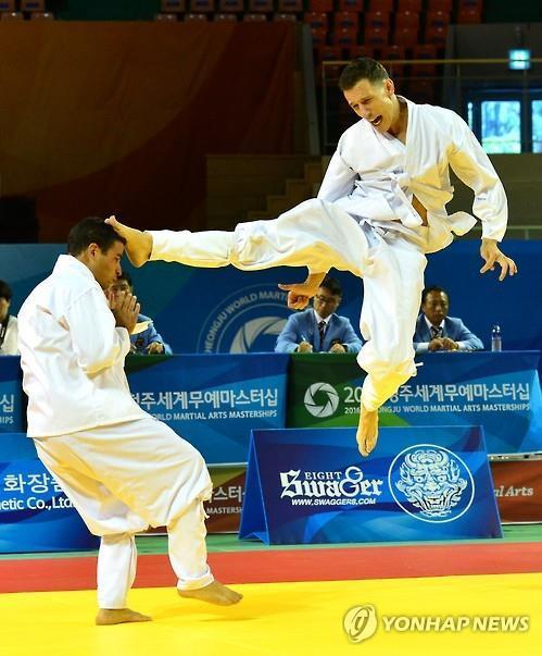 2019忠州世界武艺大师赛本周将开幕