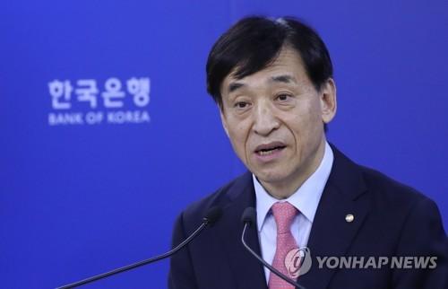 韩央行行长:降息仍有余地 不担心通缩问题