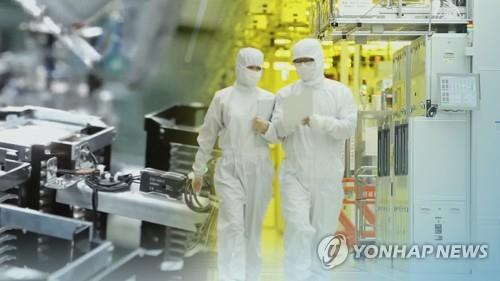 日本限贸逾两月 韩半导体和手机屏生产尚无差池 - 1