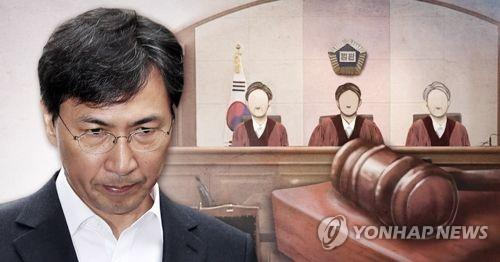 详讯:韩前忠南道知事性侵案终审获刑3年6个月 - 1