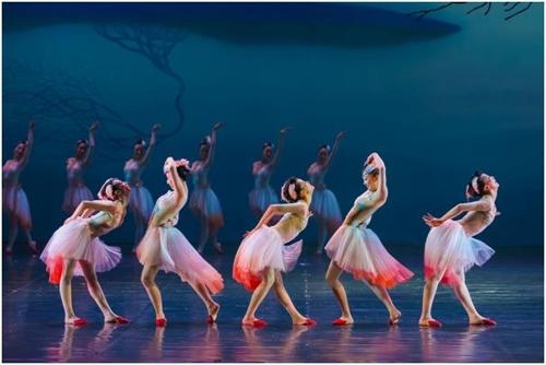 中国舞剧《朱鹮》将在韩国巡演