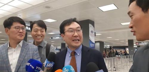 韩对朝代表:朝美工作层磋商可能近期重启
