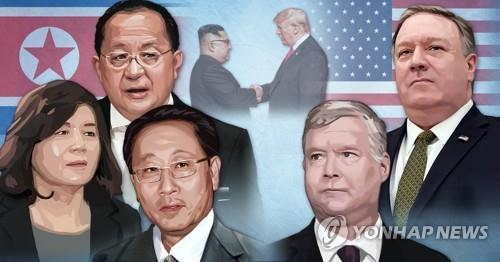 韩对朝代表:朝鲜不断释放信号 与美共商如何应对